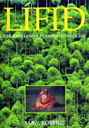 Lífið, líffræði handa framhaldsskólum