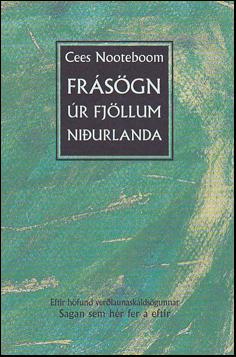 Frásögn úr fjöllum Niðurlanda