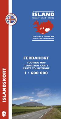 Ferðakort / Travel map
