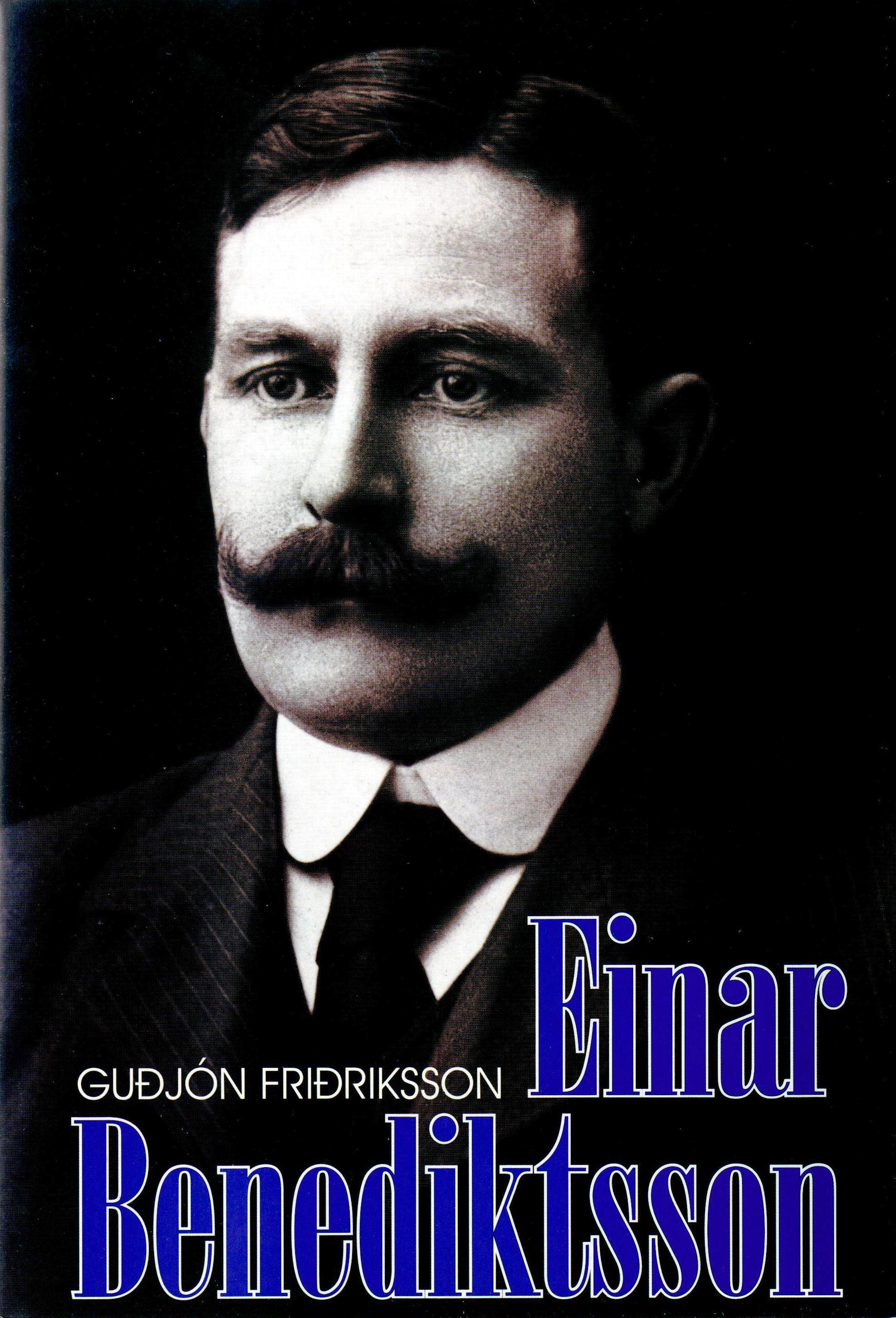 Einar Benediktsson 2