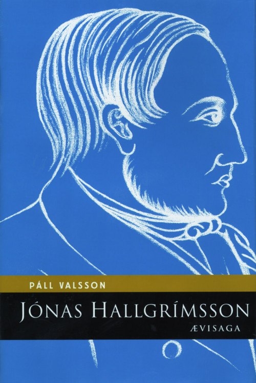 Jónas Hallgrímsson ævisaga eftir Pál Valsson