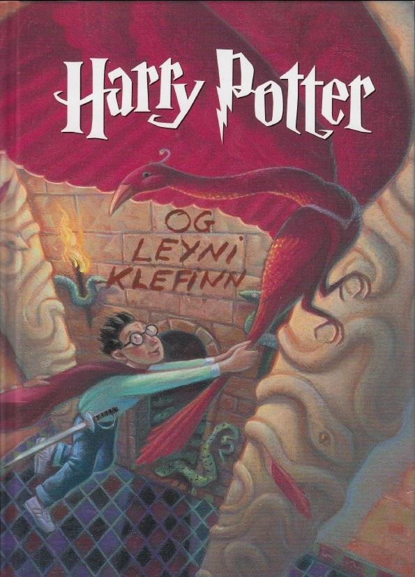 Harry Potter og leyniklefinn
