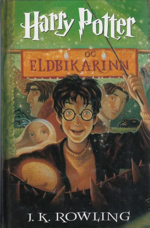 Harry Potter og eldbikarinn