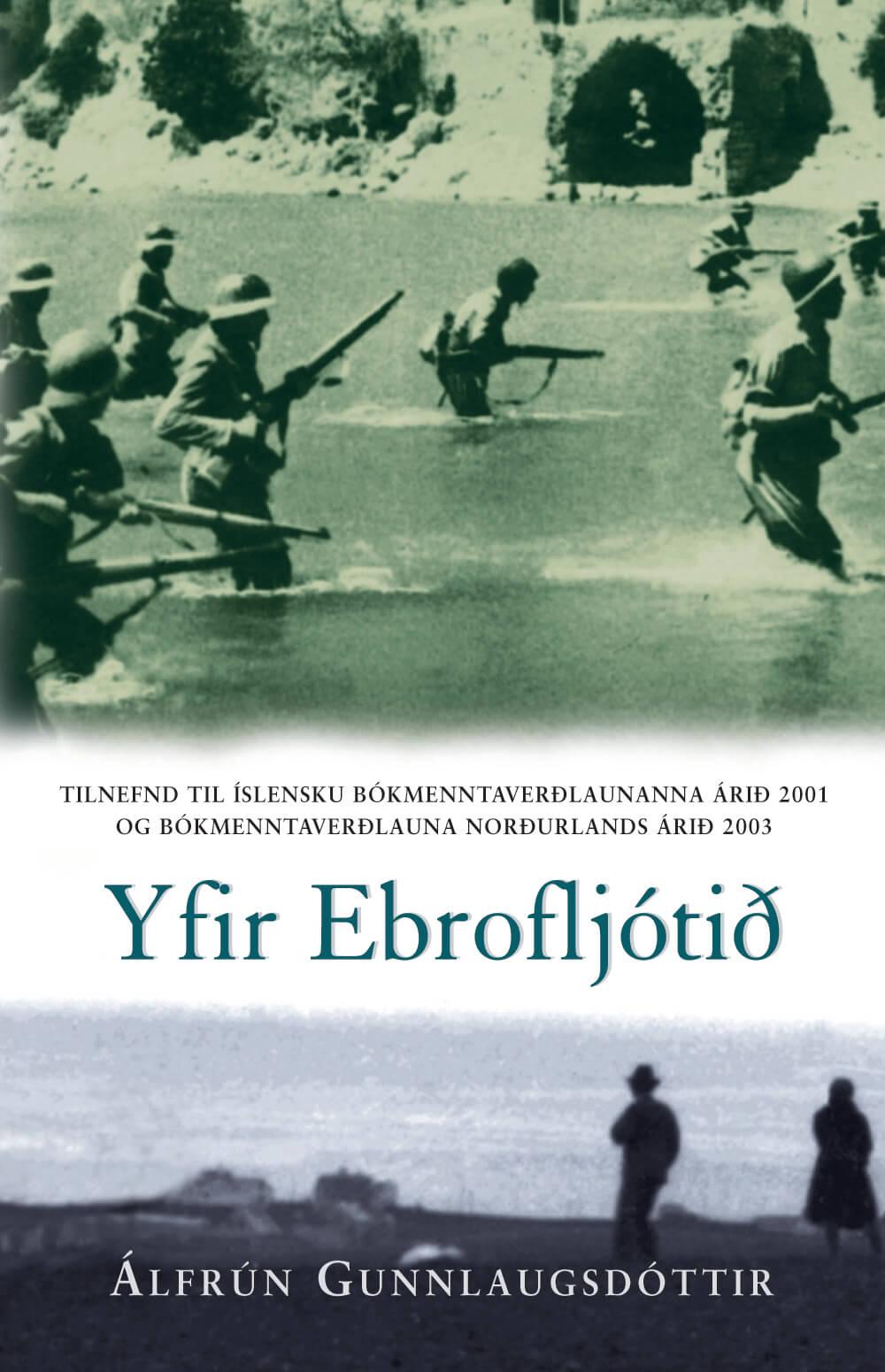 Yfir Ebrofljótið