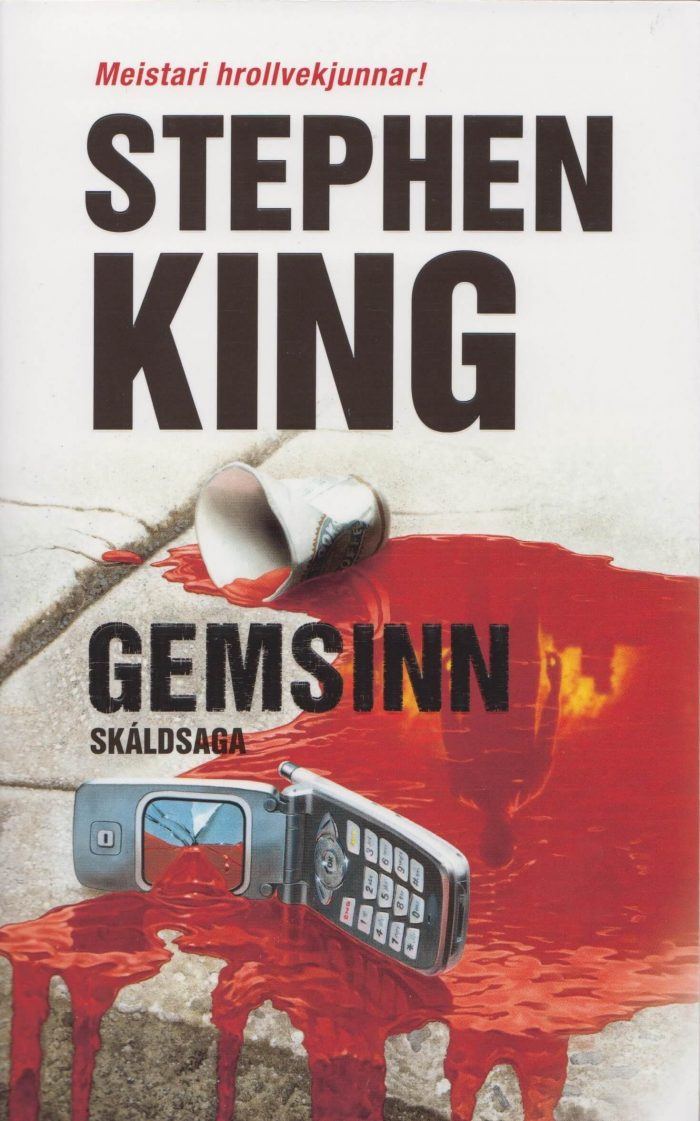 Gemsinn eftir Stephen King