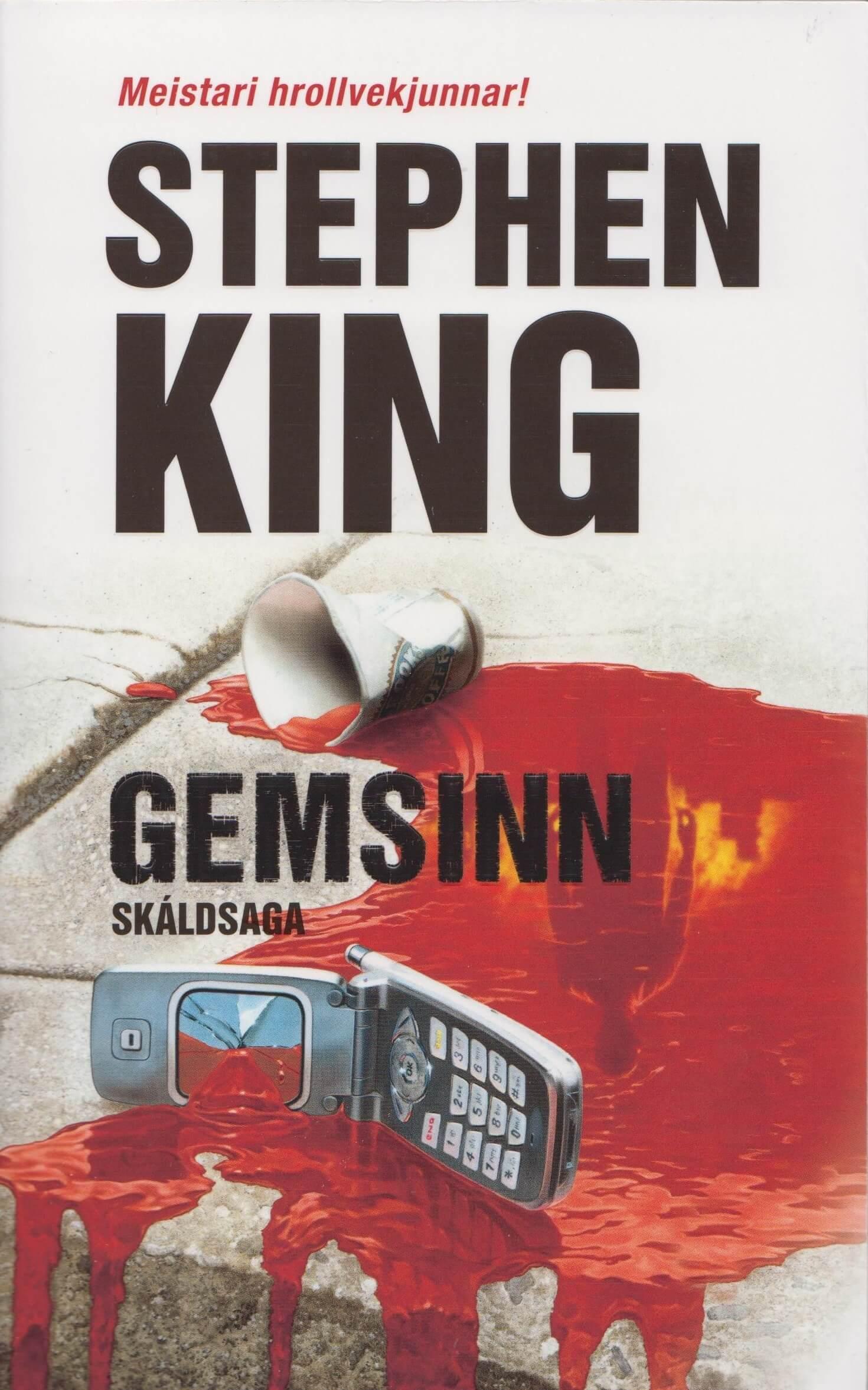 Gemsinn eftir Stephen King