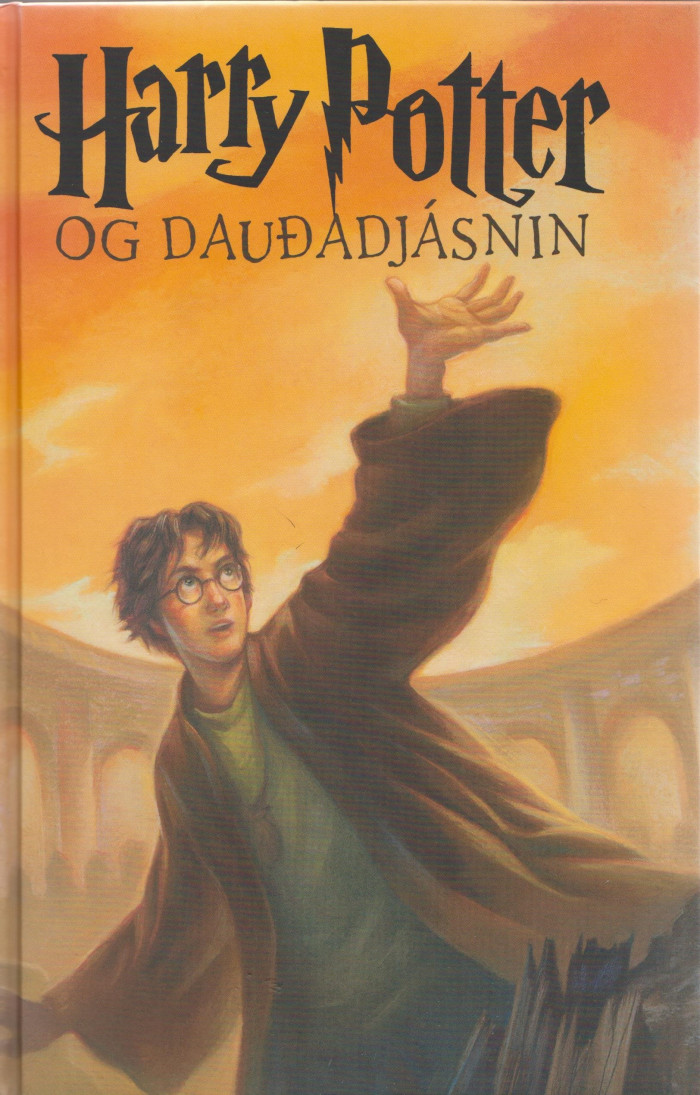 Harry Potter og dauðadjásnin