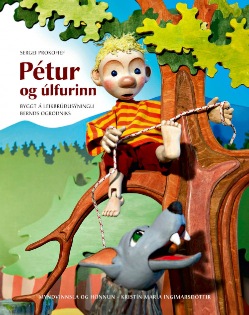 Pétur og úlfurinn eftir Bernd Ogrodnik