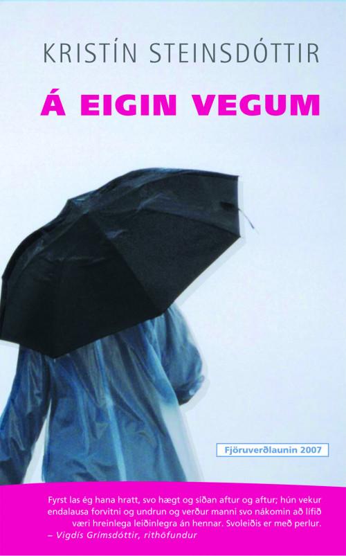 Á eigin vegum - Kristín Steinsdóttir