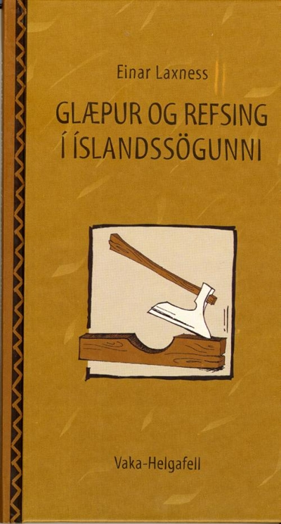 Glæpur og refsing í Íslandssögunni