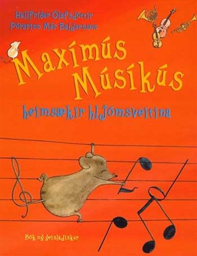 Maxímús Músíkús fer á fjöll