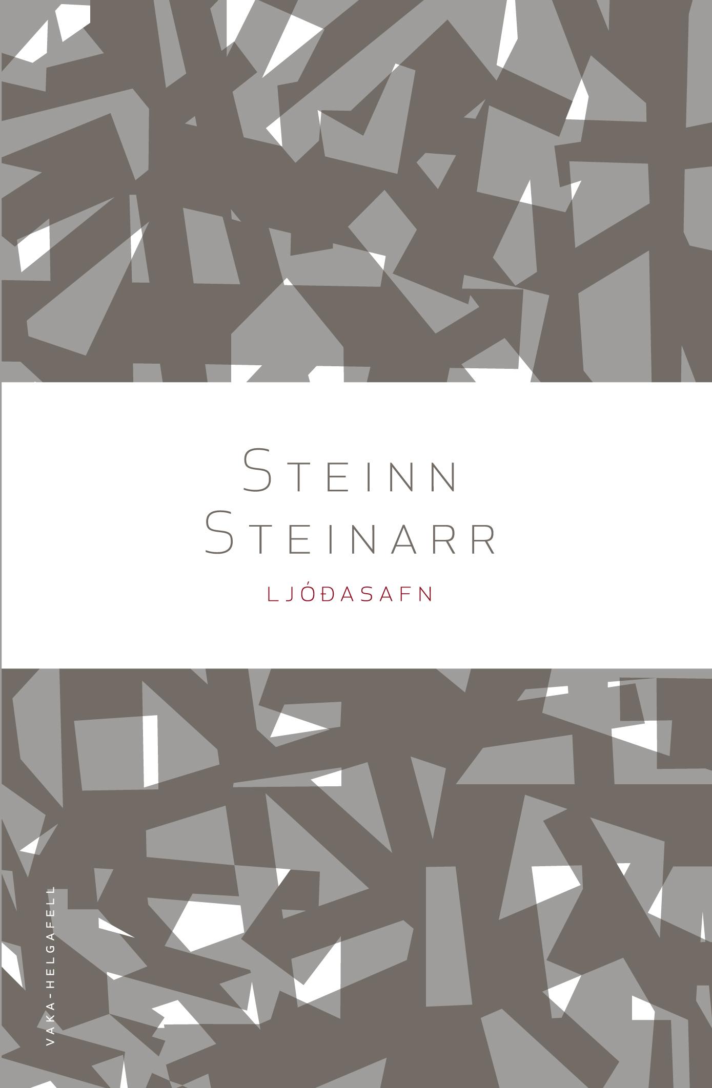 Steinn Steinarr – Ljóðasafn