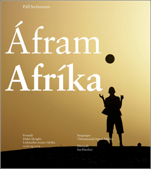 Áfram Afríka