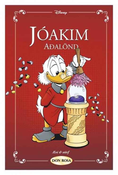 Jóakim Aðalönd ævi og störf