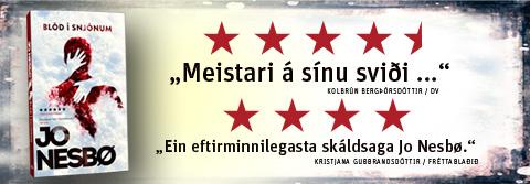 Jo Nesbø Blóð í sjónum