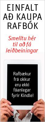 Fáðu þér rafbók