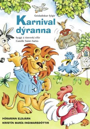 Karnival dýranna + CD