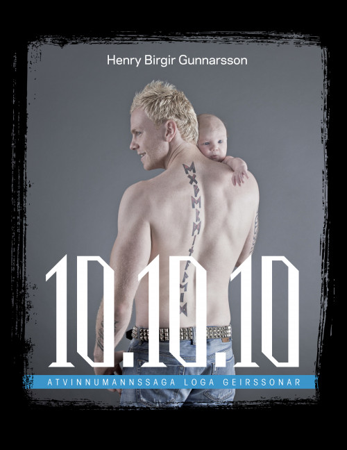 10.10.10 - atvinnumannssaga Loga Geirssonar