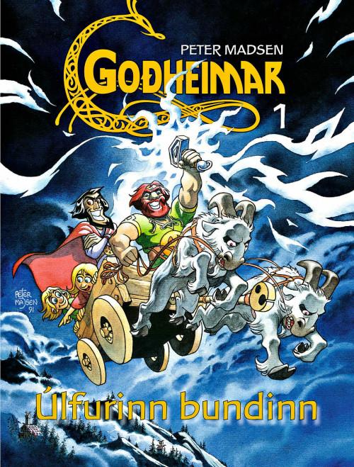 Goðheimar I: Úlfurinn bundinn