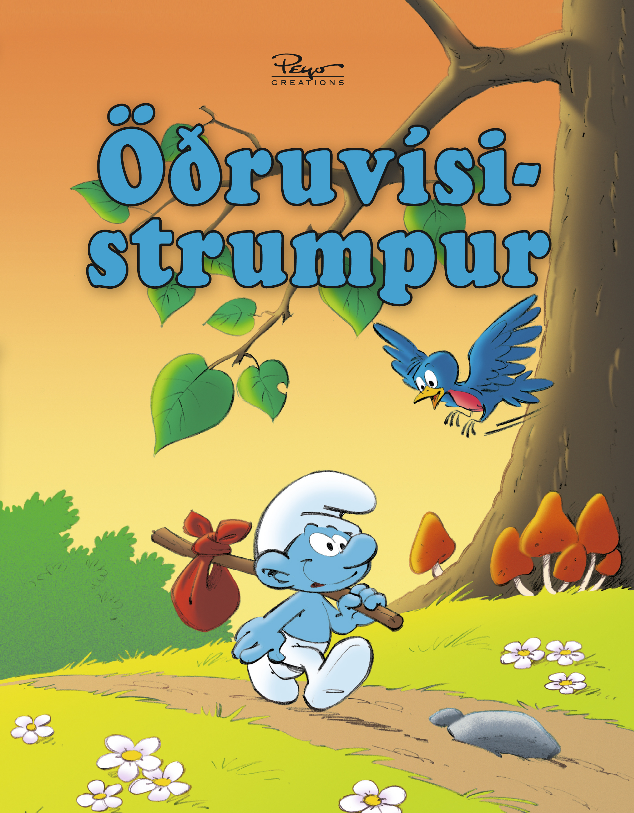 Öðruvísistrumpur