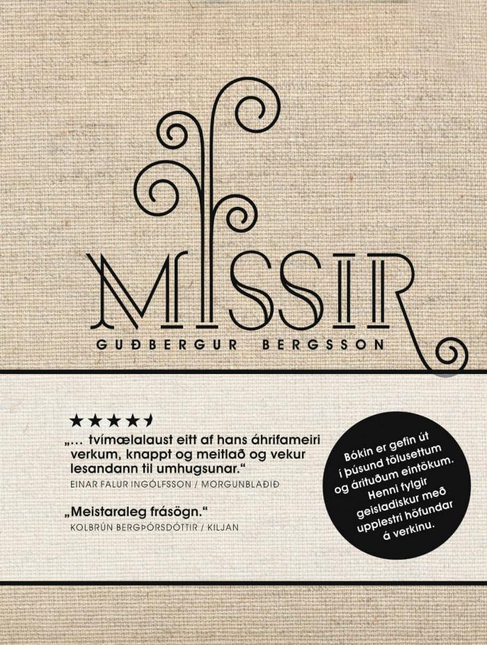 Missir eftir Guðberg Bergsson