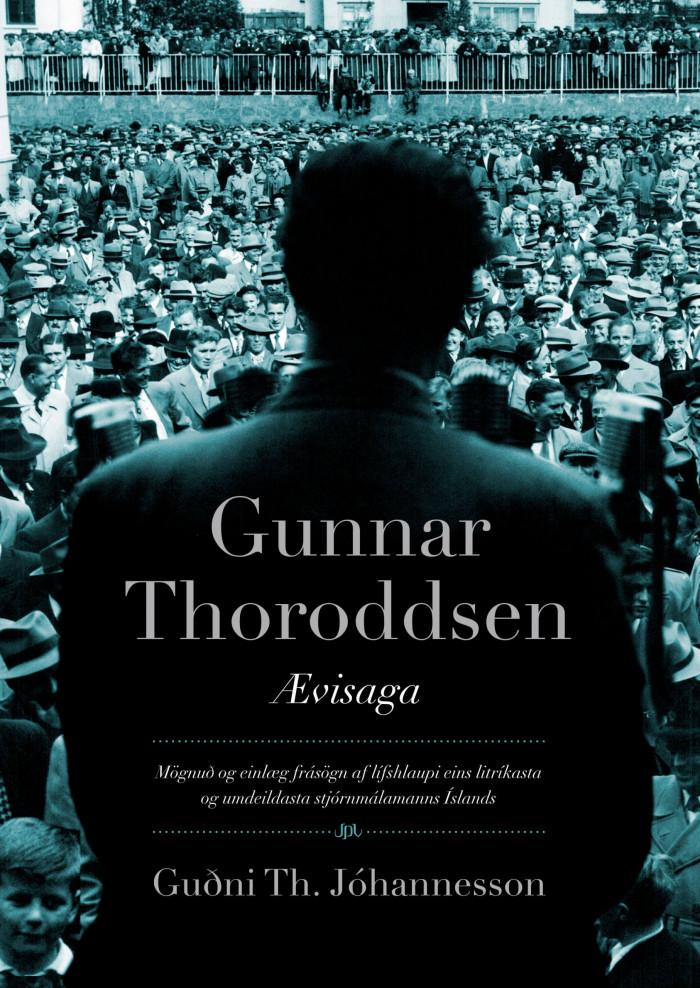 Ævisaga Gunnars Thoroddsen