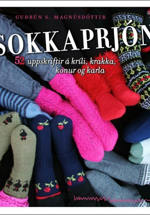 Sokkaprjón eftir Guðrúnu S. Magnúsdóttur