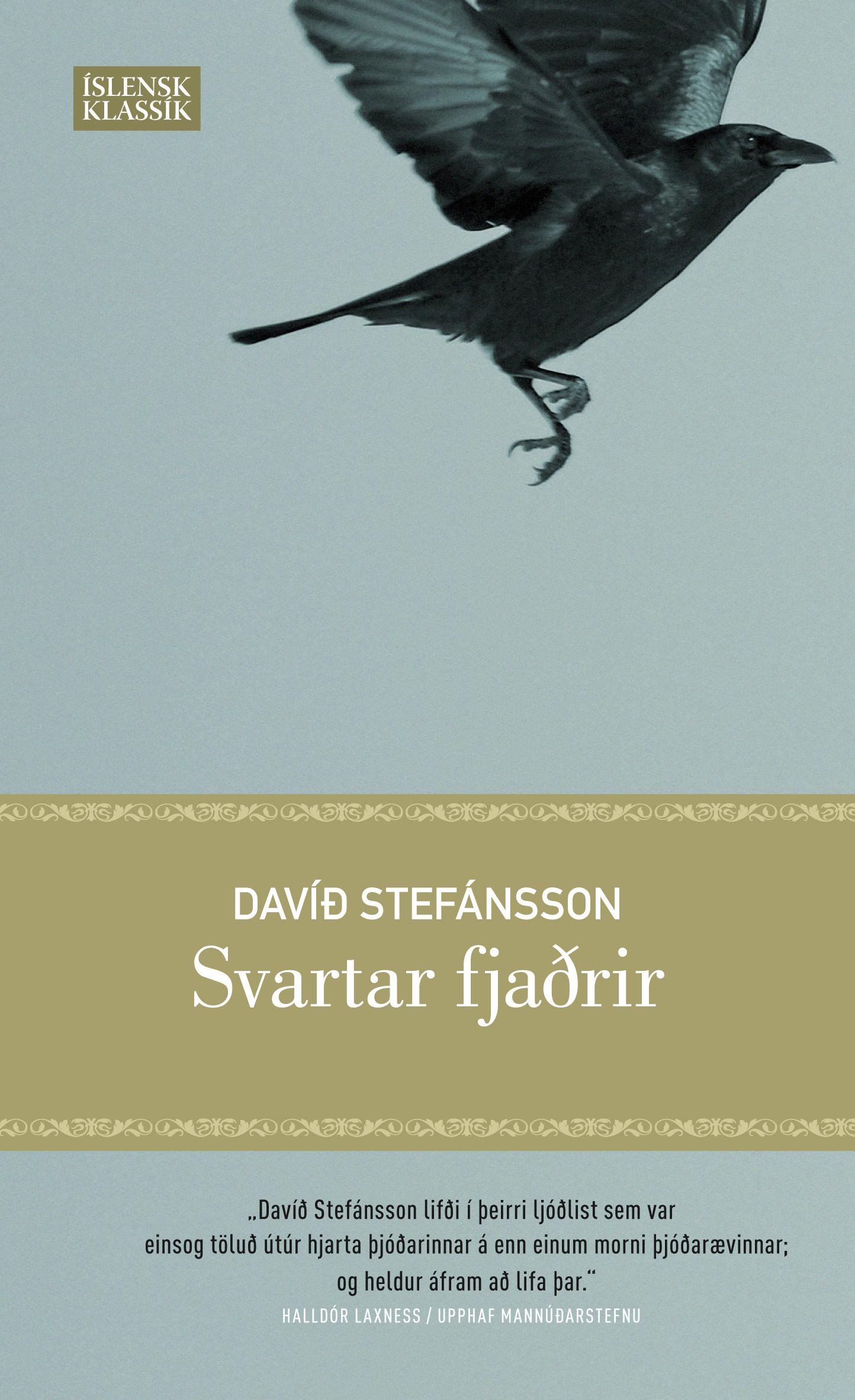 Ljóðaúrval Davíð Stefánssonar frá Fagraskógi