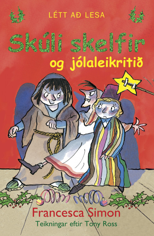 Skúli skelfir og jólaleikritið