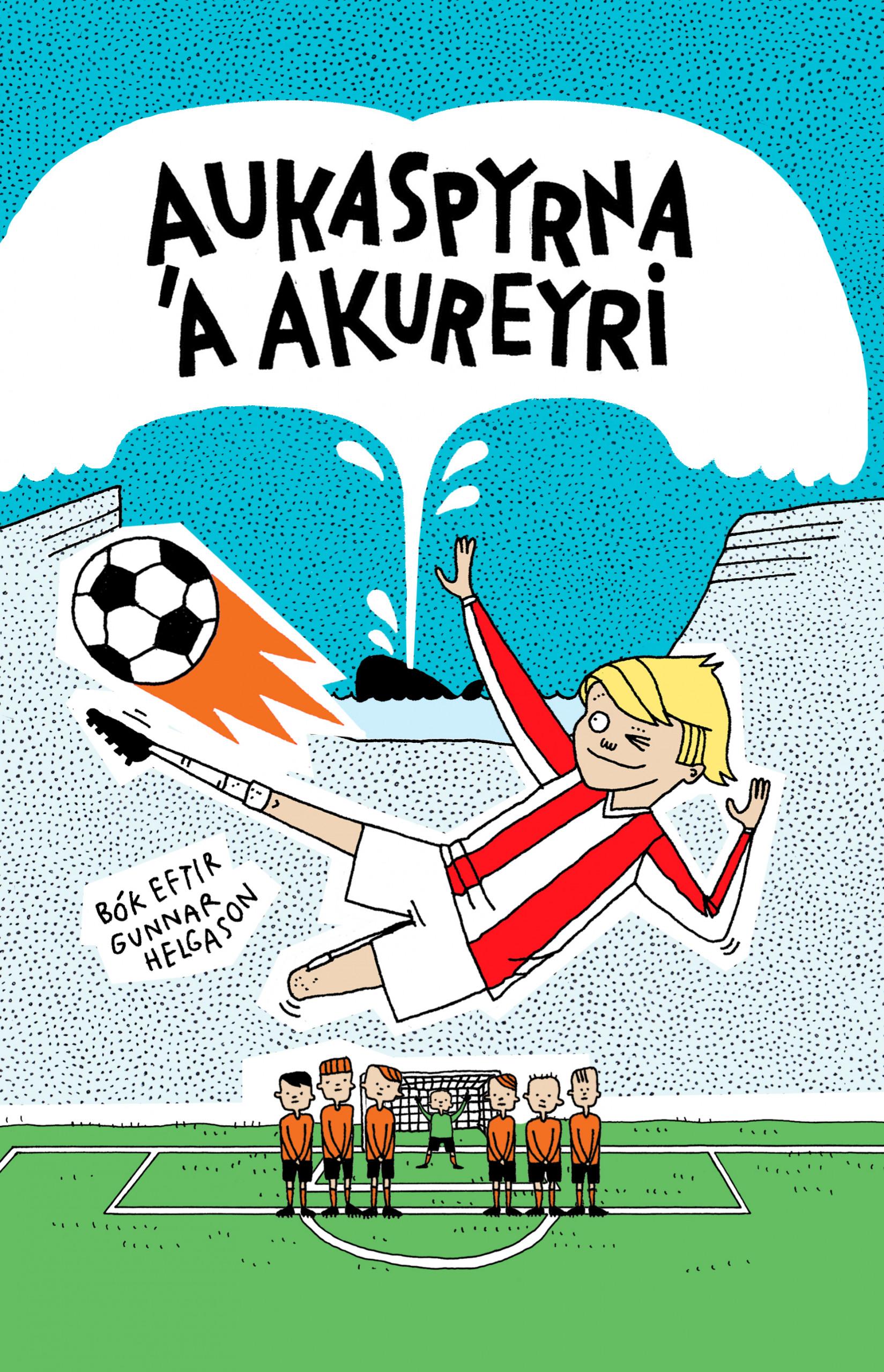 Aukaspyrna á Akureyri