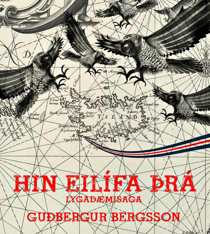 Hin eilífa þrá eftir Guðberg Bergsson