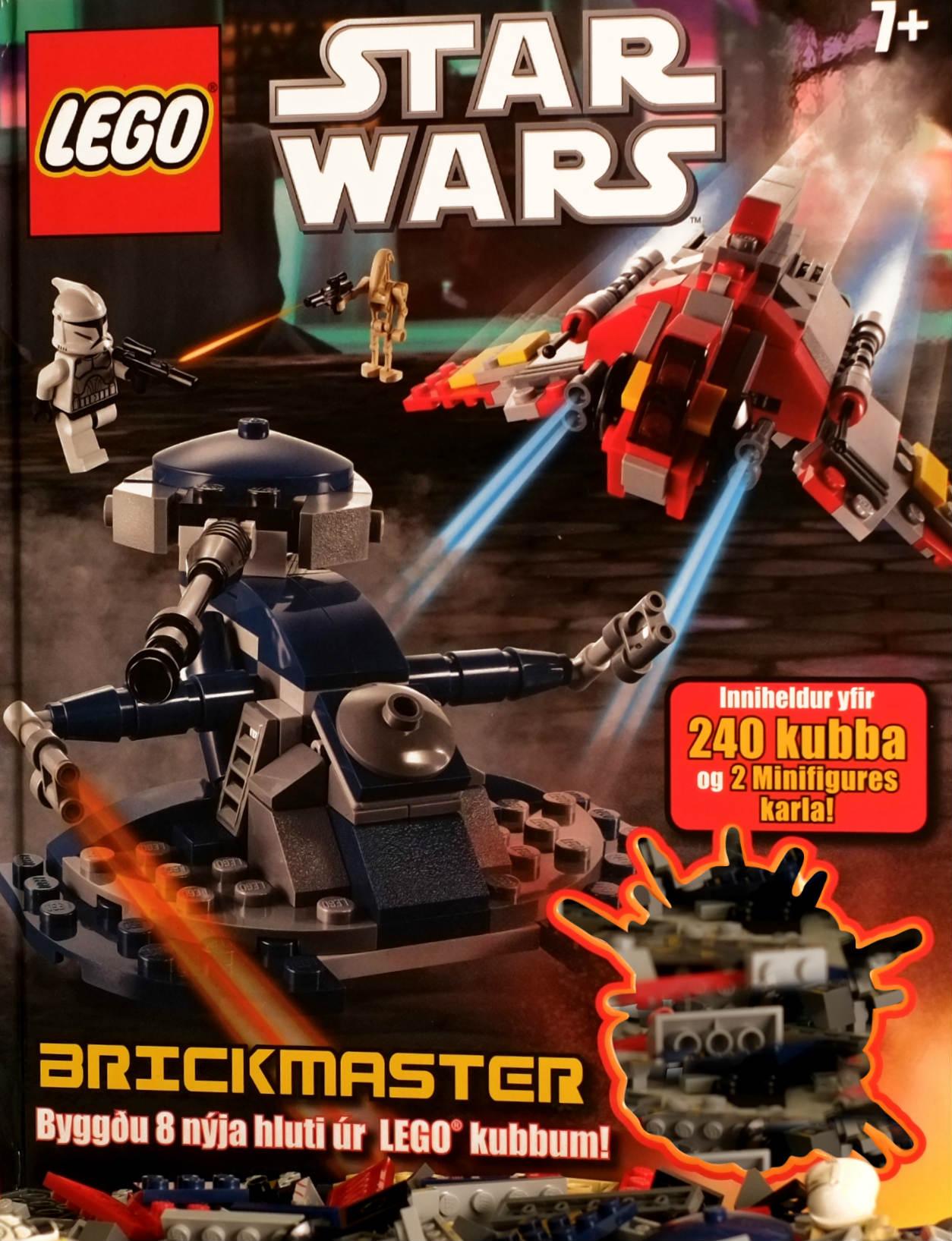 Legobókin – Star Wars