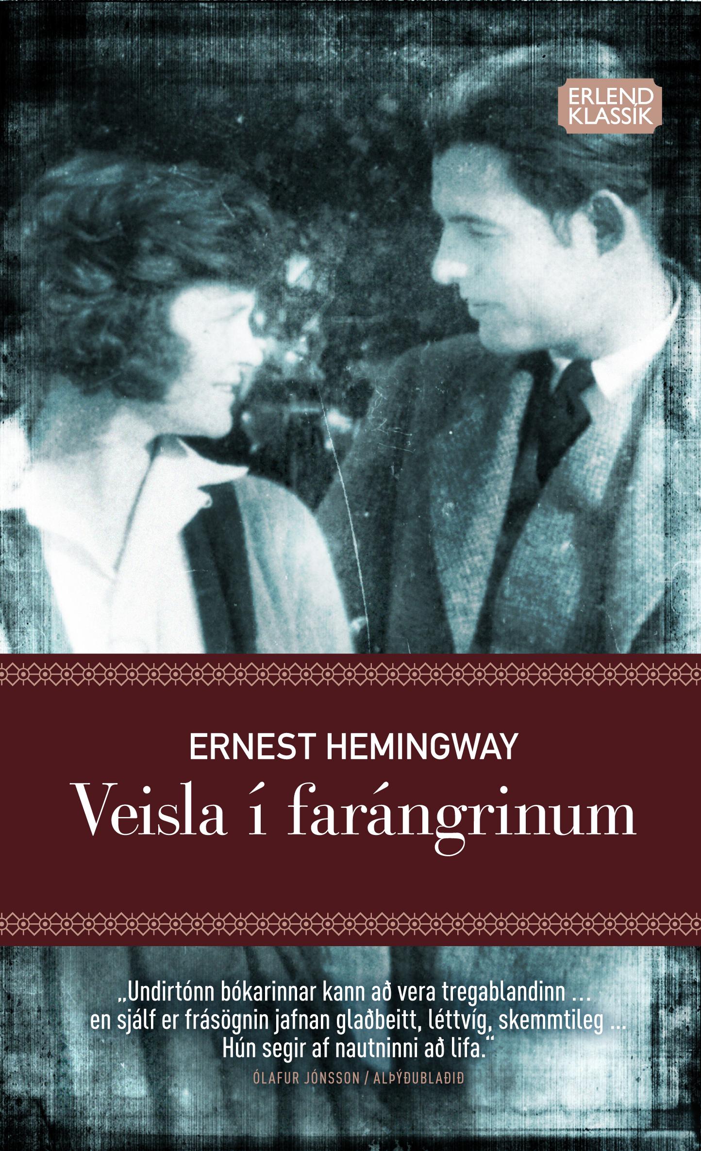 Veisla í farangrinum