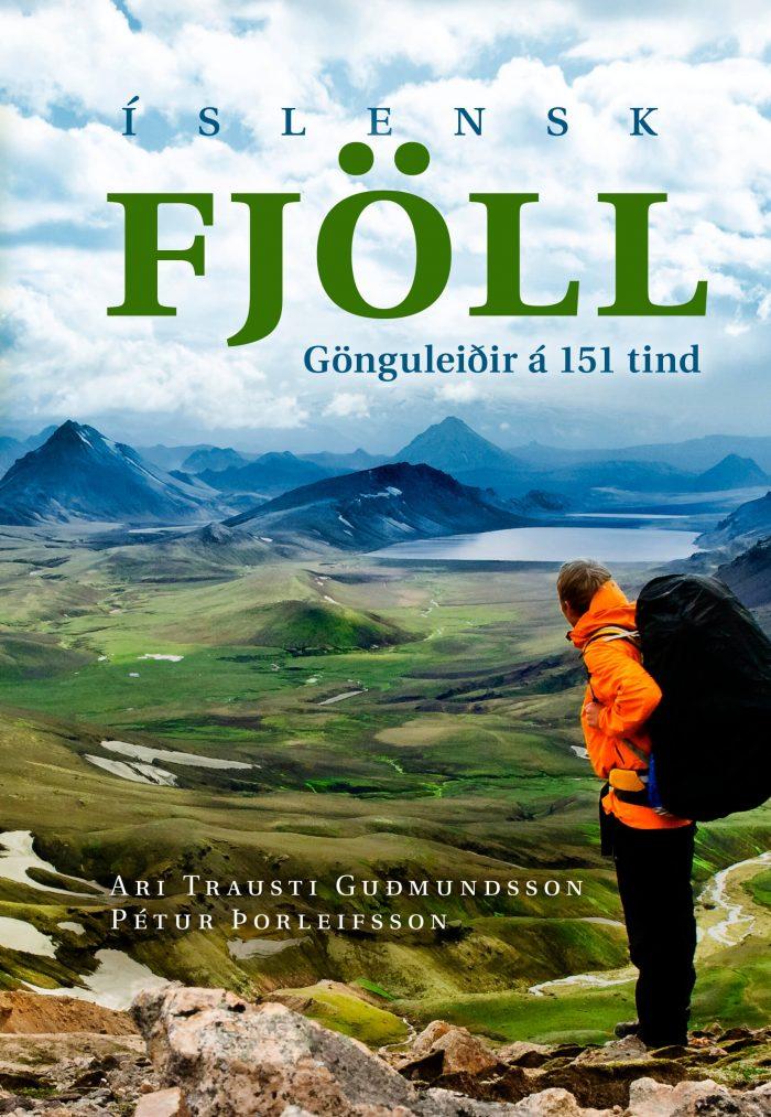 Íslensk fjöll - gönguleiðir á 151 tind