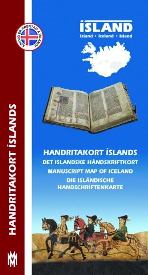 Handritakort Íslands