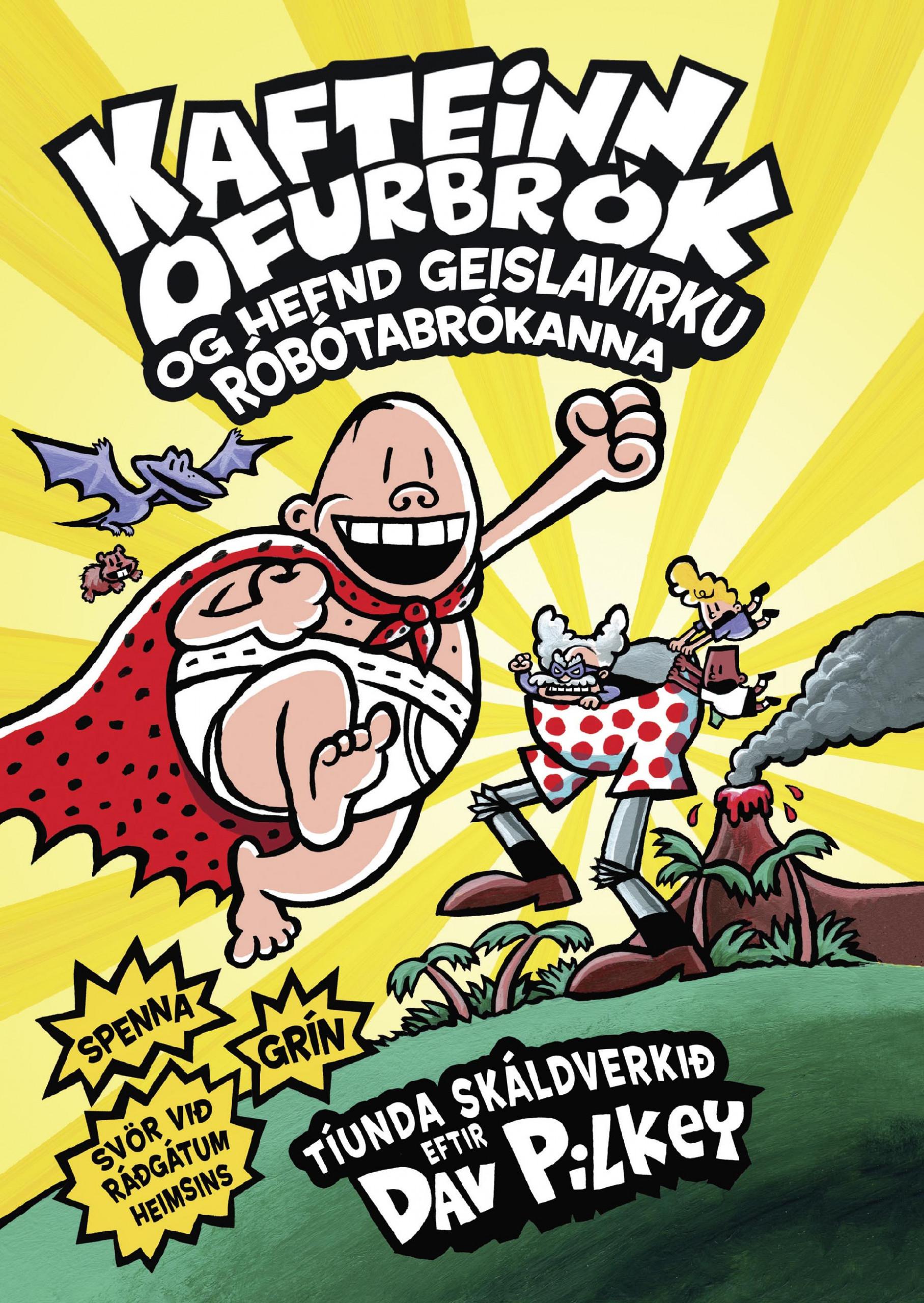 Úkk og Glúkk – Ævintýri kúng-fú-hellisbúa úr framtíðinni