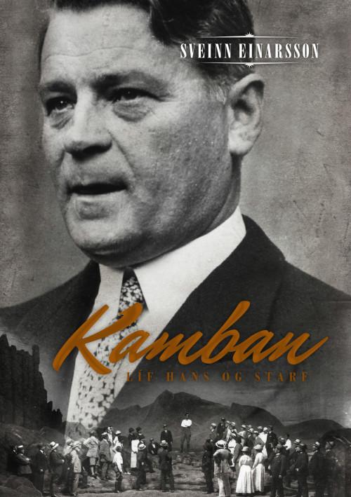 Kamban - Líf hans og starf