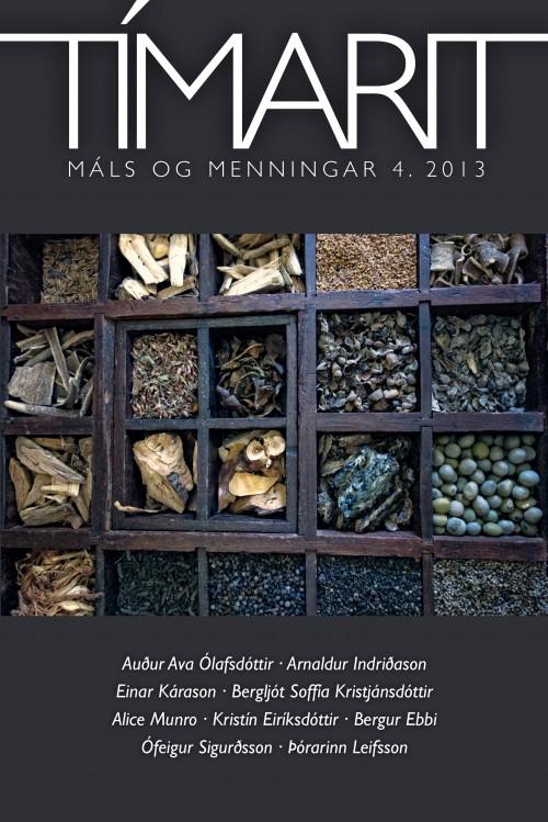 Tímarit Máls og menningar 4. hefti 2013