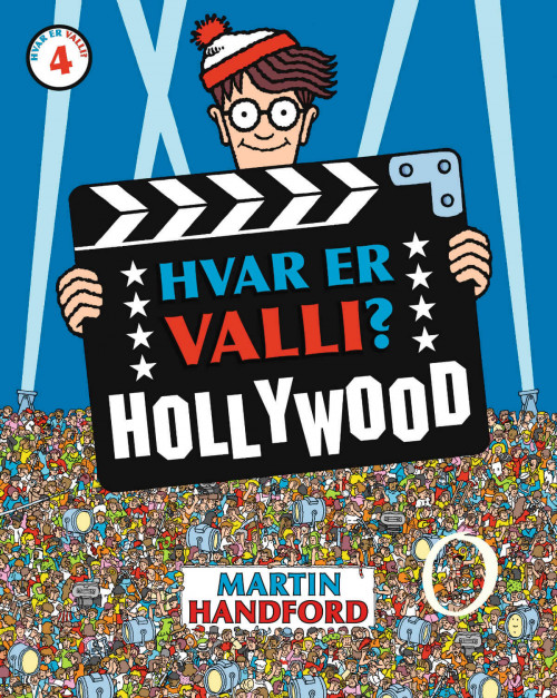 Hvar er Valli? Hollywood