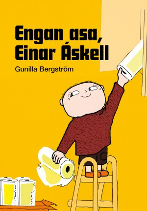 Engan asa, Einar Áskell