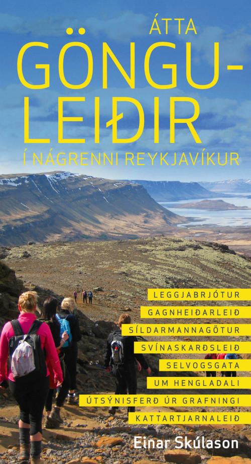 Átta gönguleiðir eftir Einar Skúlason