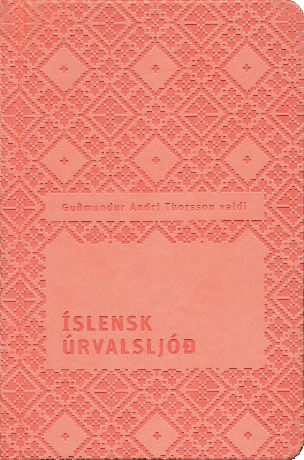 Íslensk úrvalsljóð