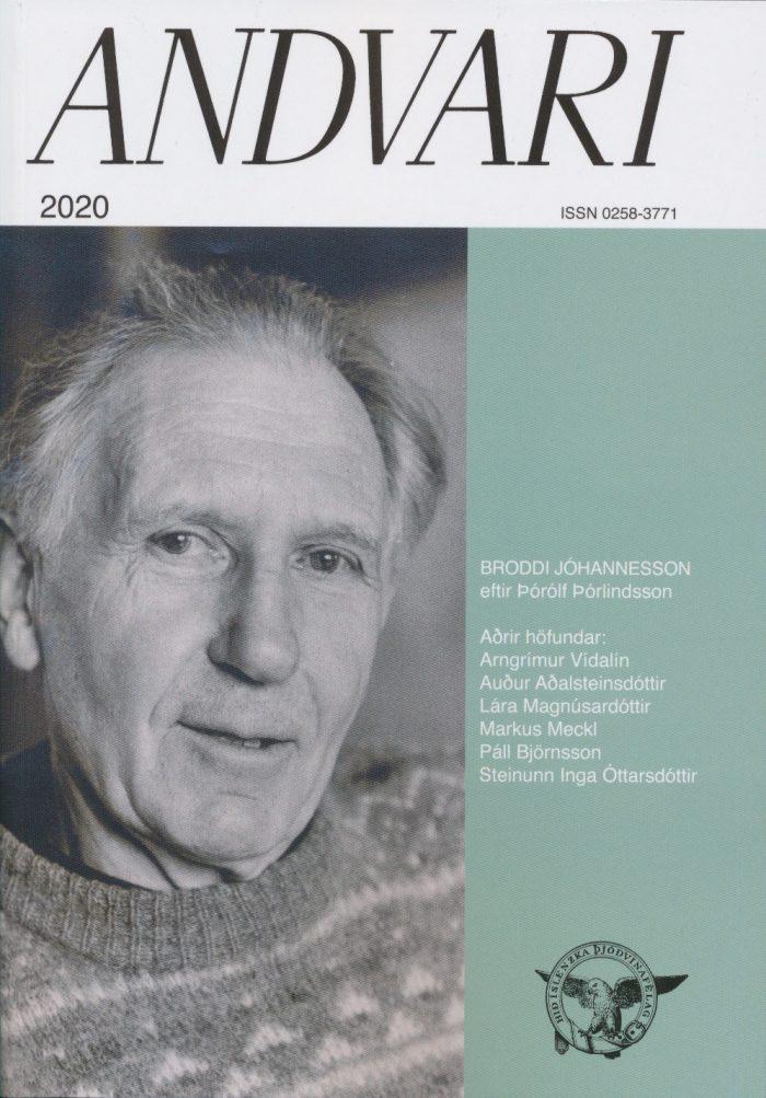Andvari 2020