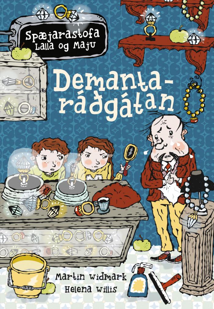 Demantaráðgátan