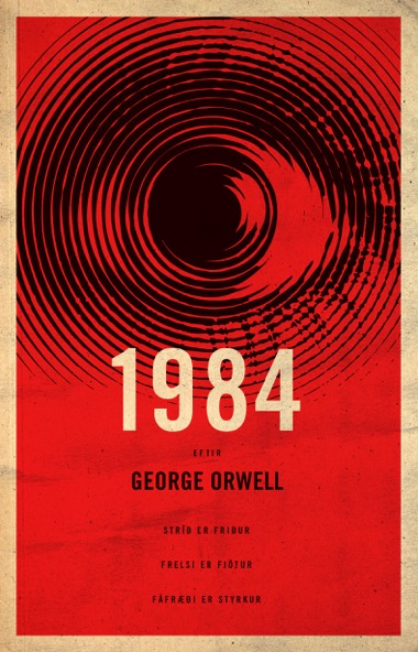 1984 eftir George Orwell