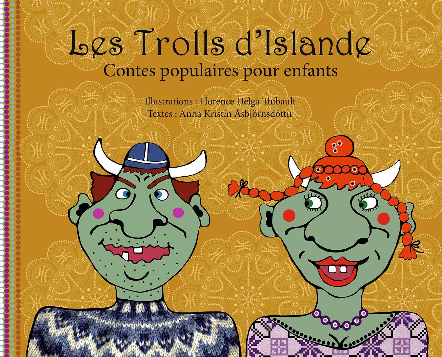 Les Trolls d'Islande