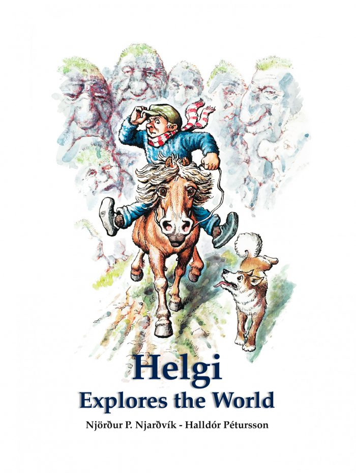 Helgi Explores the World