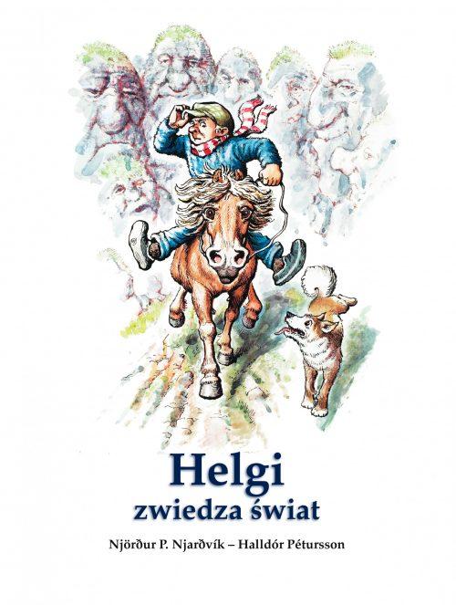 Helgi zwiedza świat