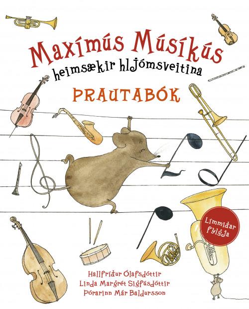 Maxímús Músíkús – Þrautab...