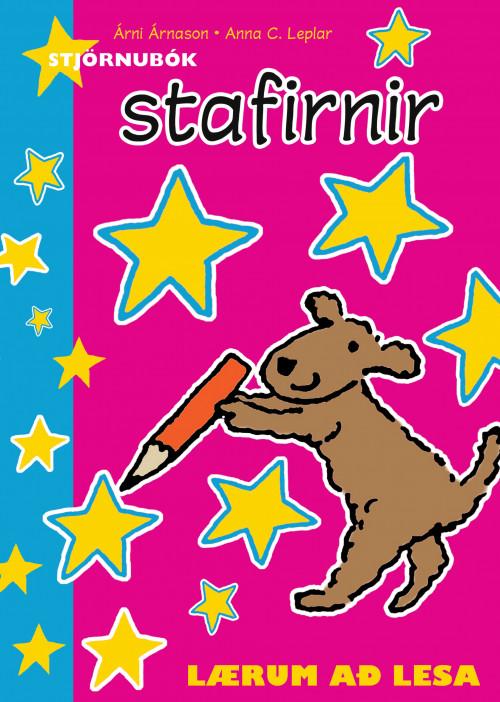 Stjörnubók - stafirnir